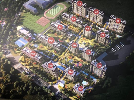 电建洺悦湾