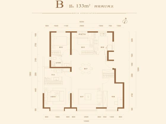 B电建洺悦湾