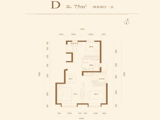 D电建洺悦湾