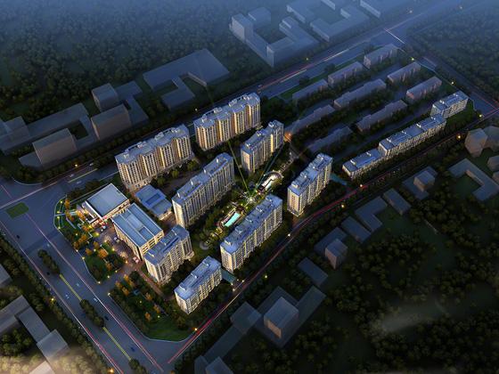 新空港孔雀城财富港