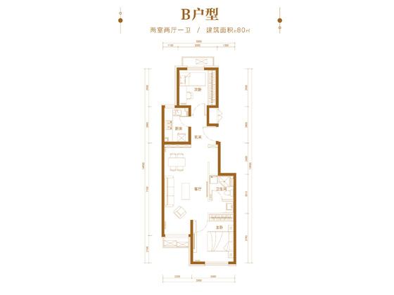 B中国铁建国际公馆