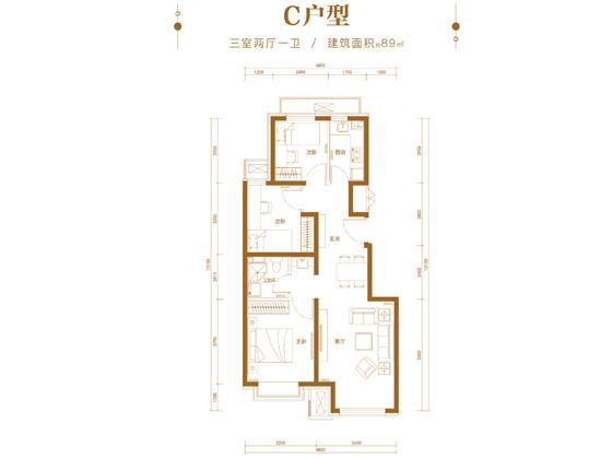 C中国铁建国际公馆