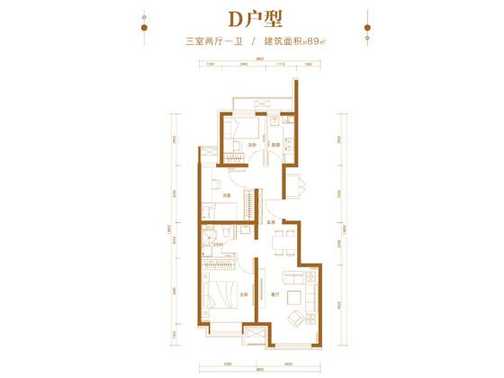 D中国铁建国际公馆