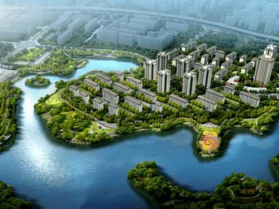 蓝光鹭湖长岛