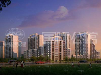 中国铁建国际公馆亦庄怎么样?