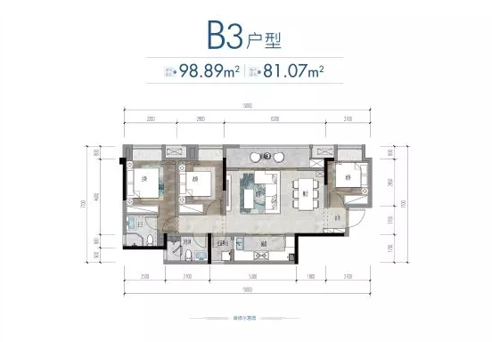 B3一曲晴江