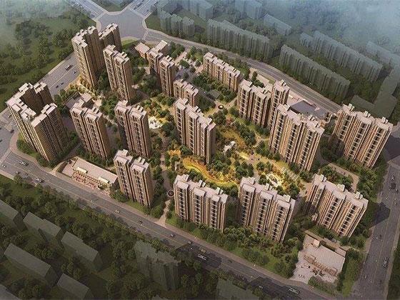 中国铁建·通瑞新天地