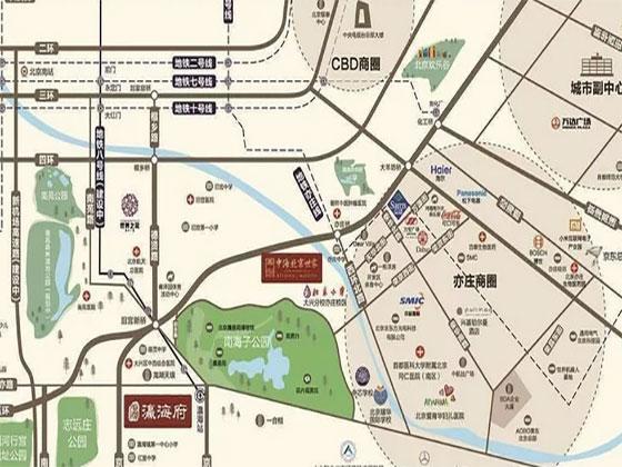 中海北京世家