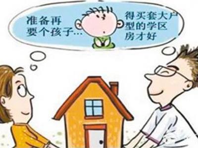 """""""三孩政策""""实施对房地产市场的影响并不明显!"""