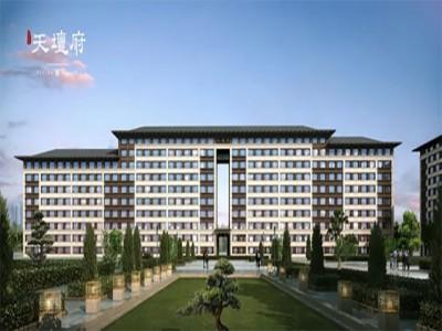 北京城建·天坛府楼盘售楼处地址在哪?