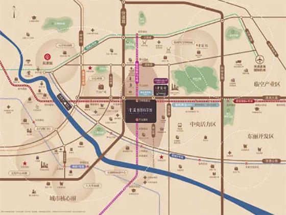 上东金茂智慧科学城