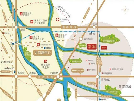 大运河孔雀城时代锦悦
