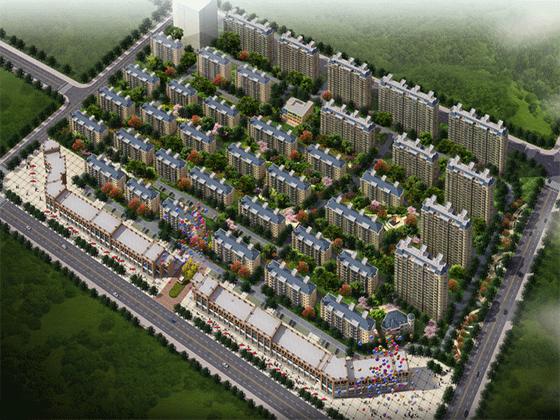 恒祥·龙泽城