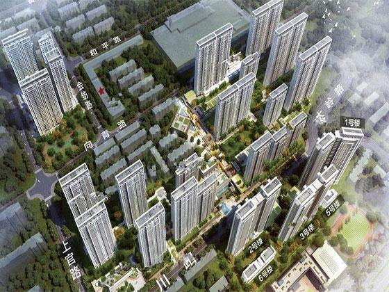 三门峡建业城