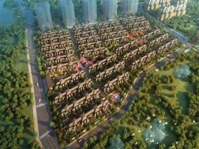 大兴棠颂别野·璟庐项目在售70年产权房源!