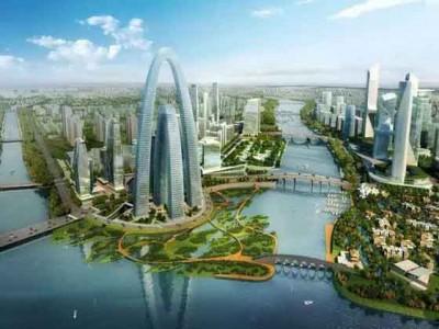 通州京贸国际城项目现房房源在售中!
