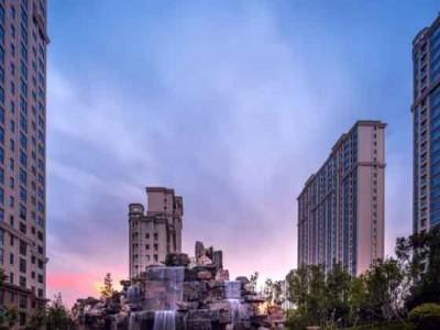 通州京贸国际公馆项目在售两居现房房源!