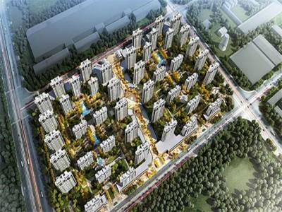 北京中冶德贤公馆项目在售多种户型房源!