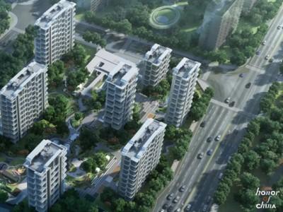 丰台世茂北京天誉项目预计2024年9月交房